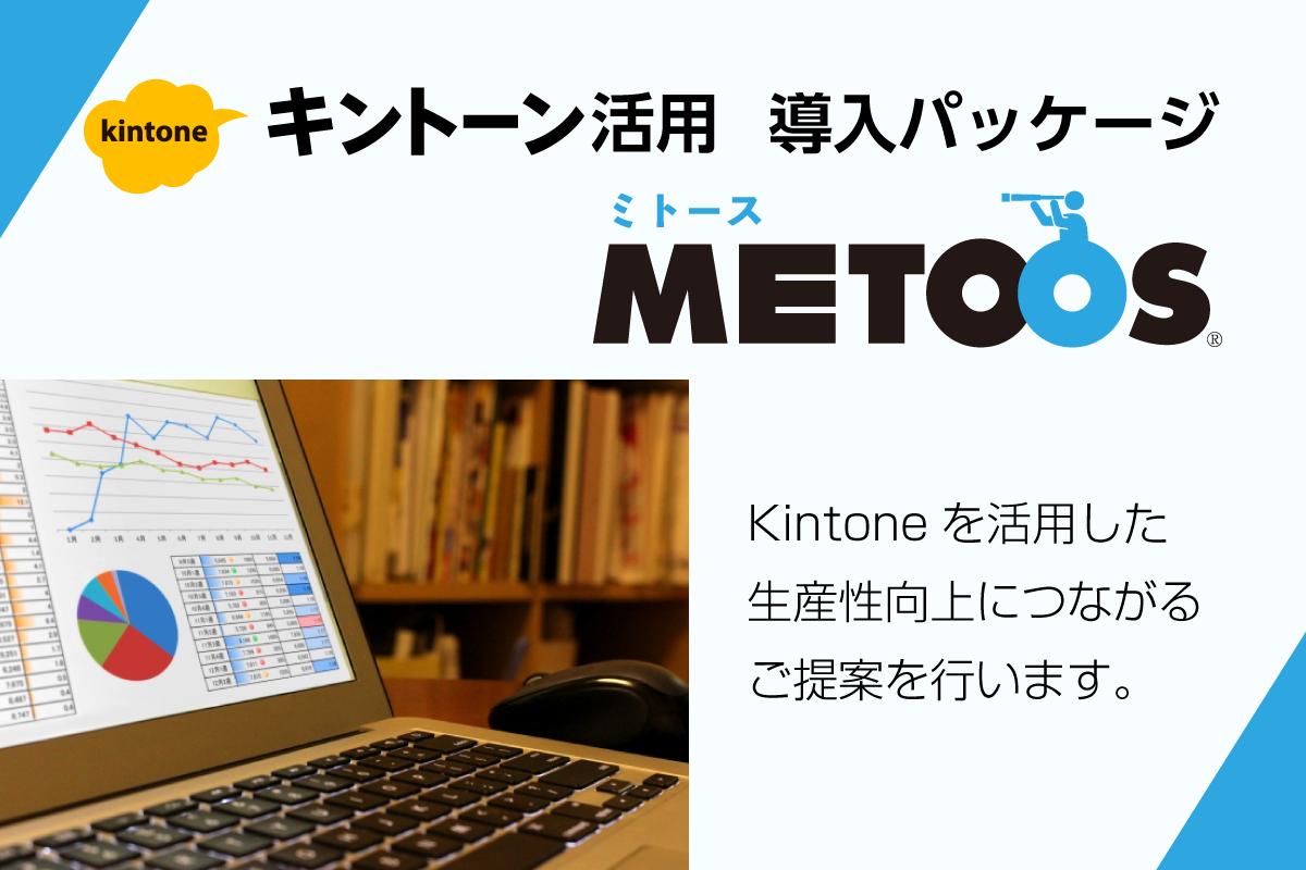 METOOS(経営を見通す)で中小企業のITを支援